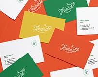 In The Thread   Branding&Packaging design