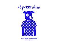 El Perro Chico. Branding