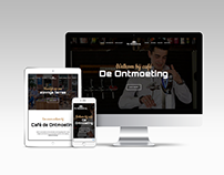 Webdesign Café de Ontmoeting