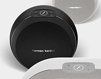 Harman Kardon Omni+ /product renderings