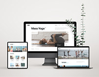 MI Yoga - Free Sketch Template