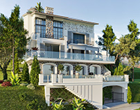 Balklava house. First option