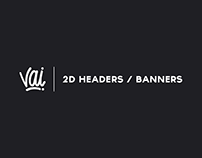 |*~ 2D Headers / Banners