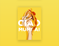 CAMPAIGN FOR A FOOD DELIVERY START UP on Behance