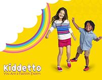 Kiddetto Branding