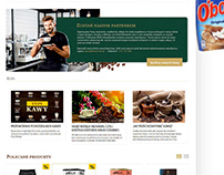Kreos - Web design & Logo