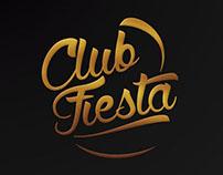 Club fiesta bar - Logo