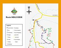 NGLS Route Design