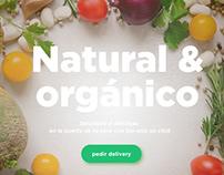 Tasty&Natural web