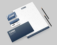 Audiobox Brand Stationery