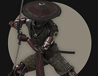 Samurai Mech *wip