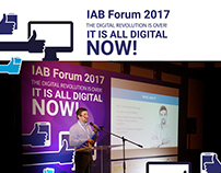 IAB Forum Event 2017