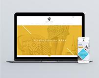 Website Shopping Vitória
