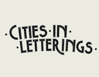 Cities in Letterings