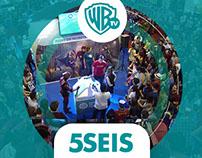 Warner Argentina Comic Con December 2016