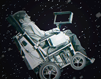 † Stephen Hawking Gif Tribute †