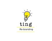 Ting Re-branding