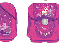 Prints for Kids Schoolbags