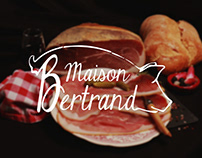 MAISON BERTRAND : refonte Site Web