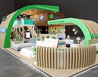 Raiton booth concept