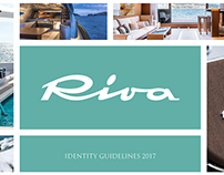 Riva Yacht - Brand guidelines