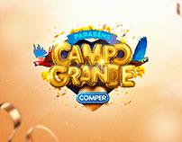 Aniversário Campo Grande