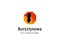 Bursztynowa / Logo