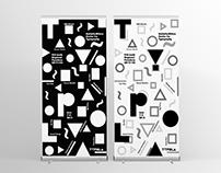 TypoLA Exhibition Promotion Design