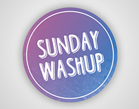 Sunday Washup Logo