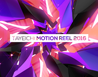 [SOME STUFFS THAT I'VE MADE] Motion reel 2016