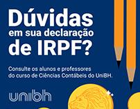 Banner - IRPF