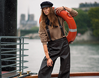 Patricia Zajacova is Nautical but Nice for SCMP
