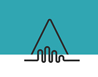Kiipeilyurheilijat // logo design