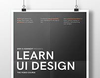 Swizz Poster for Learn UI Design