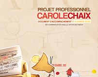 Carole Chaix - Document d'accompagnement