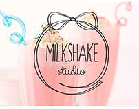 MilkShake Studio | Identity