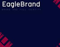 """EagleBrand"" Logo and Full Identity"