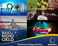 Campaña Digital TelePacífico | Por Sebastian Marín ®