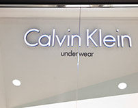 CK Underwear, Prague, Chodov Mall