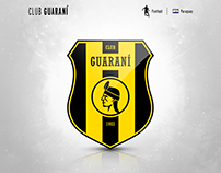 Club Guaraní | logo redesign