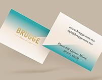 Brugge Restaurant Branding