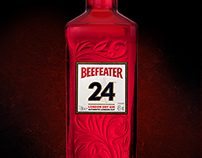Beefeater Reveal canvas