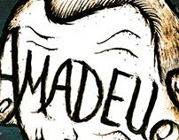 Poster. Amadeus