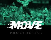 Prosthetics [branding concept #4]