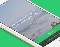 Wechat App (Redesign) — Free Download