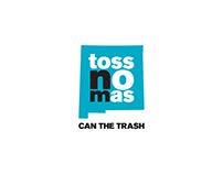 Toss No Mas Logo Animation