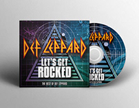 Def Leppard CD Pitch Project