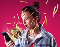 Yorn Shake it x McDonald's
