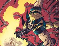 Wolverine Costume Evolution part 1