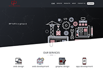 BIP Soft Website